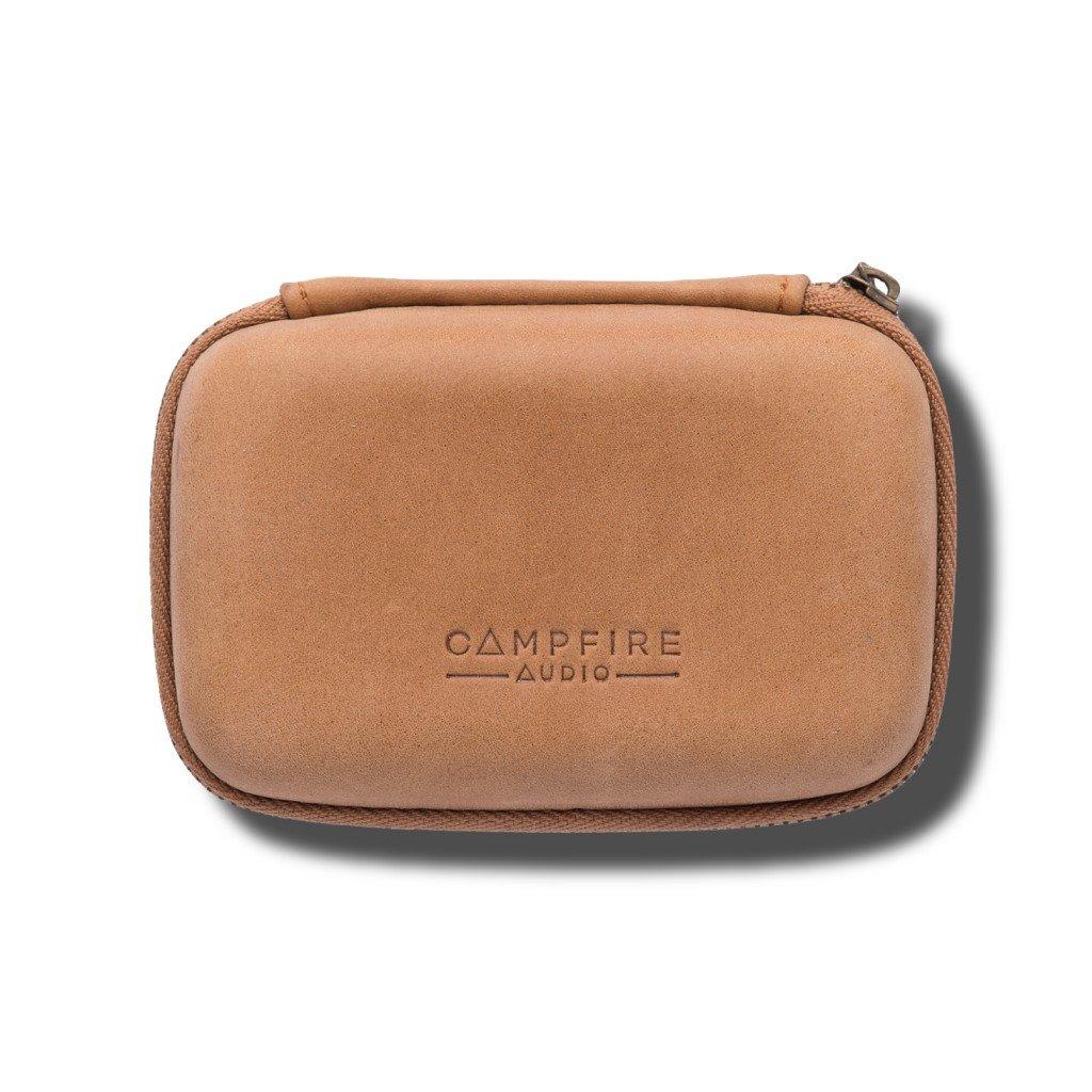 Campfire Audio - Raw Leather Case ... 1e7b43fb1fbf