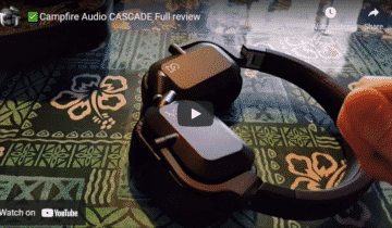 Cascade Unboxing Video + Review Video
