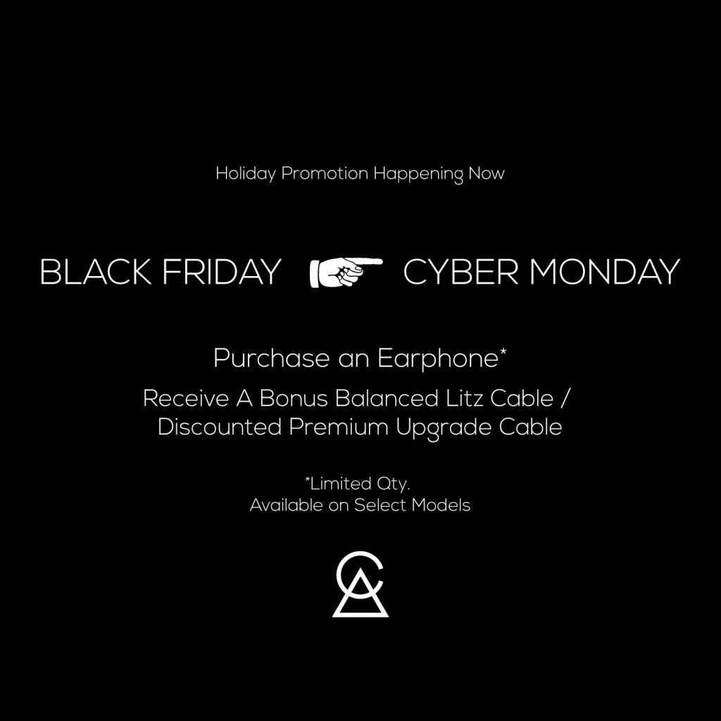 Audiophile Heaven Black Friday Thanksgiving Sale