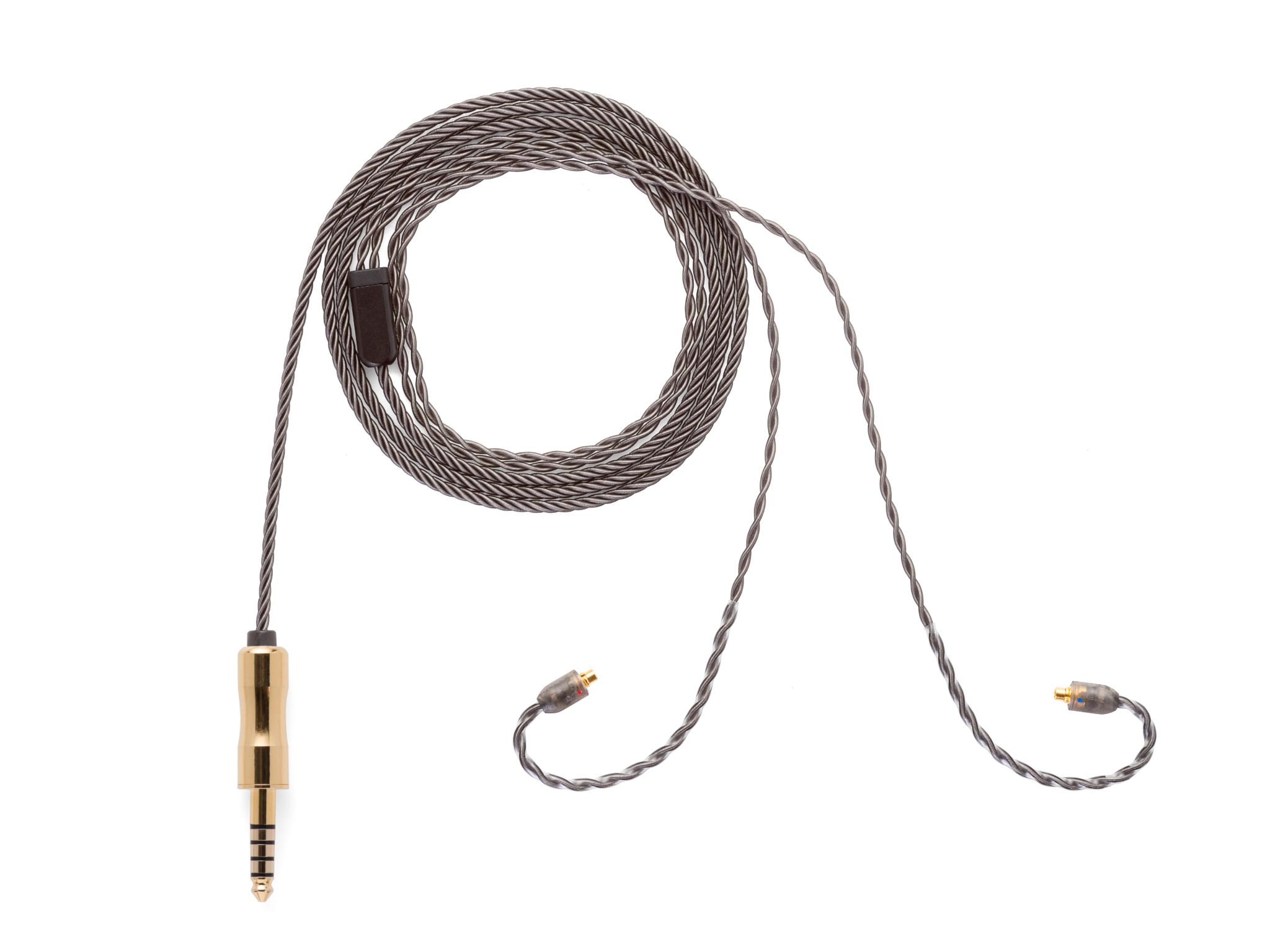 campfire audio smoky litz cable 4.4mm termination