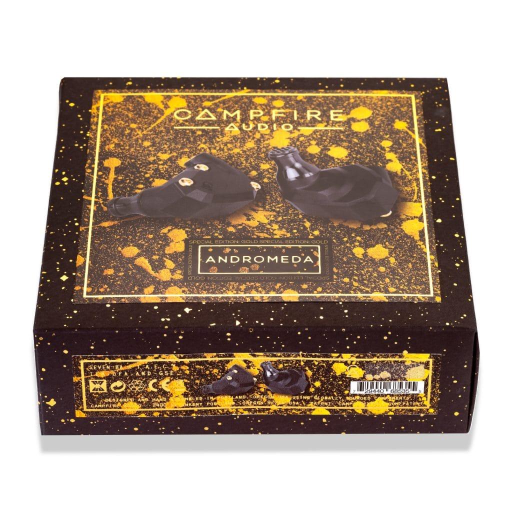Andromeda GSE Packaging