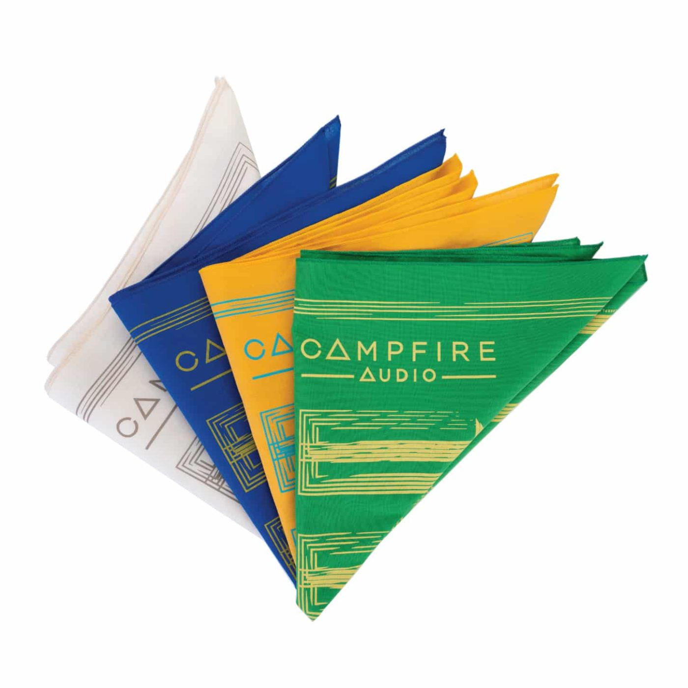 campfire audio workshop floorplan bandana assortment