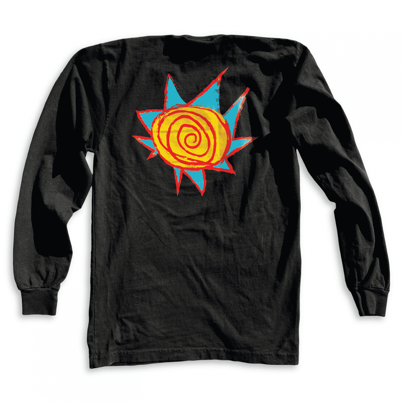 Campfire Audio 'Sound Journey' Print Long Sleeve T-Shirt