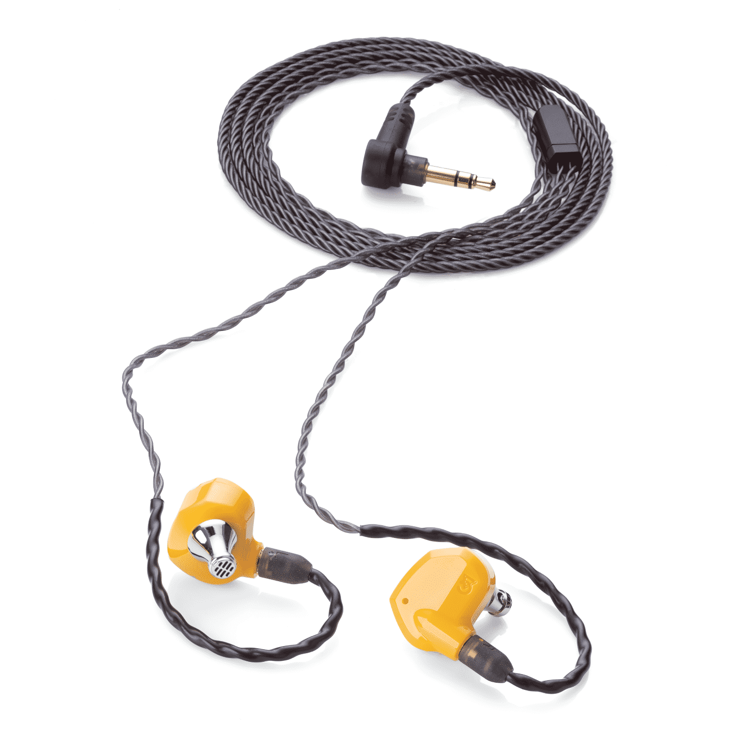 campfire audio honeydew iem with cable attached